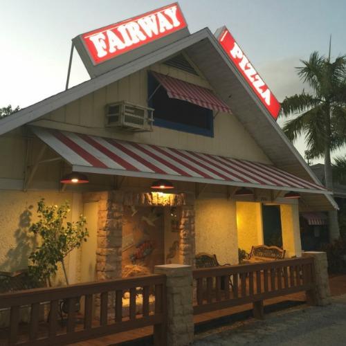 Fairway Pizza Location