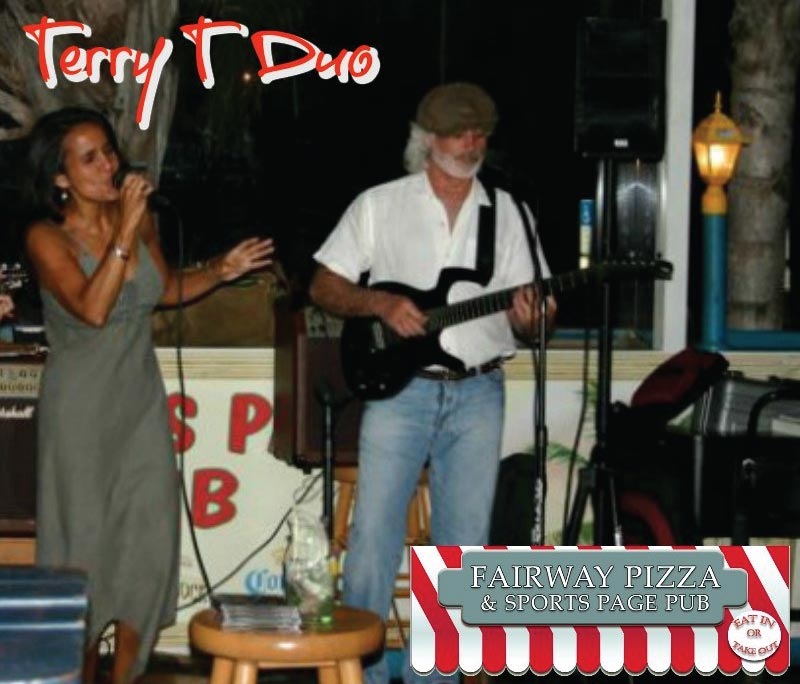 Live Music September: Palm Harbor Fairway Pizza and Sports Page Pub