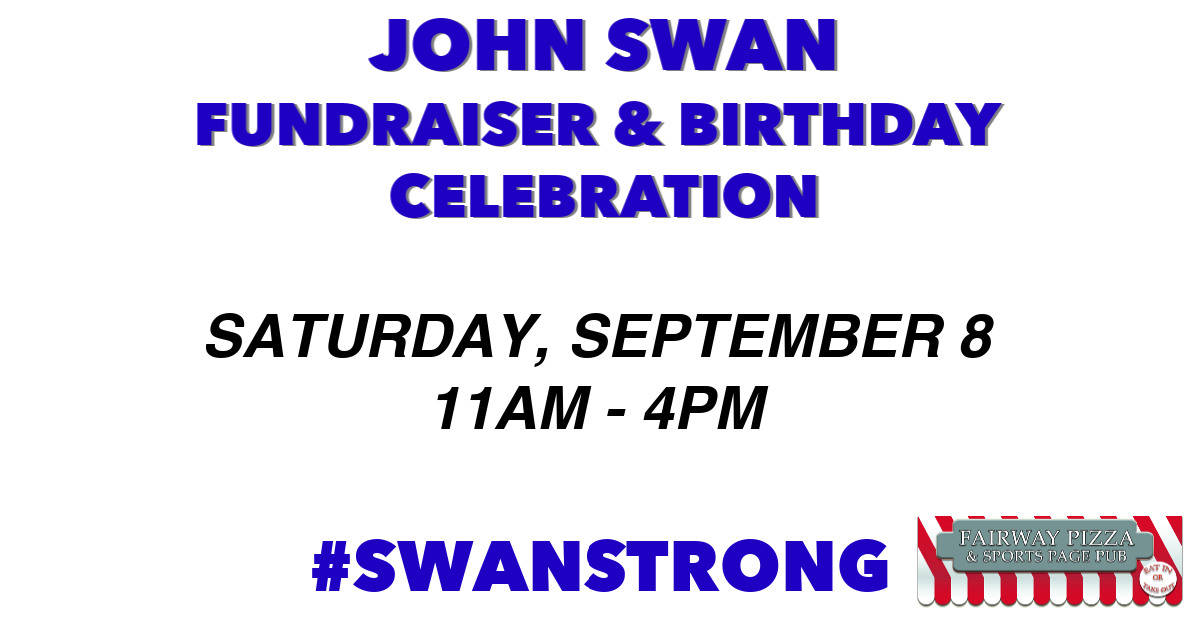 Special Event: John Swan Fundraiser and Birthday Celebration