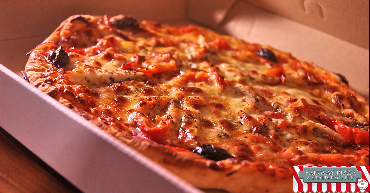Carry Out Pizza: 5 Reasons Why It's Better Than Store Bought!