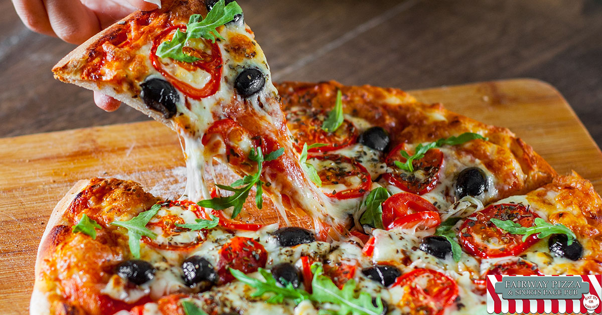 Fairway Pizza Palm Harbor Menu: Fan Favorites Fresh From Our Kitchen!