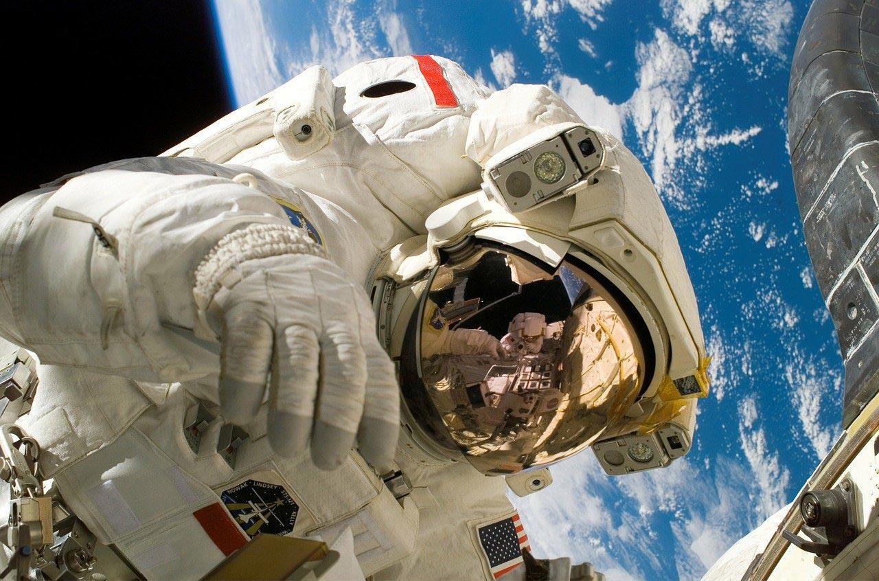 NASA astronaut Pizza