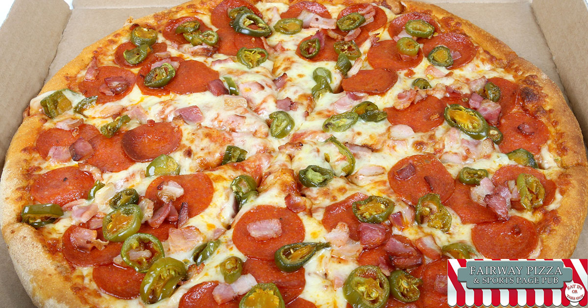 Pizza Who Delivers: 5 Reasons Why Fairway Delivery Pizza Rocks!