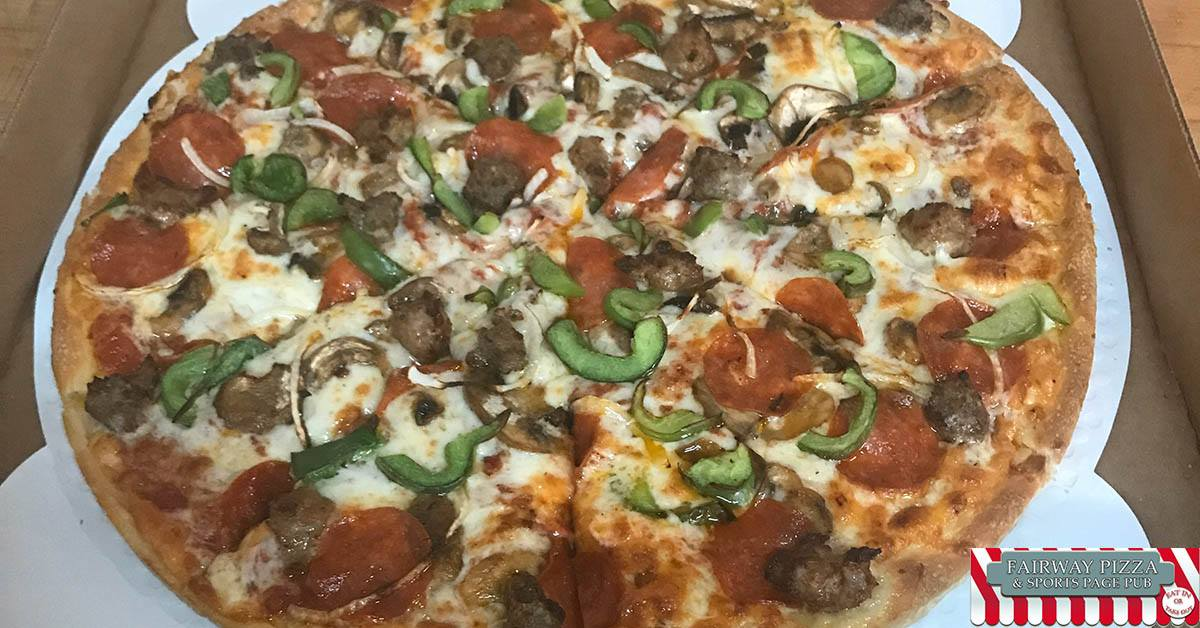 Palm Harbor Carryout Pizza